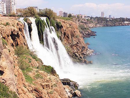Antalya cascada duden cc
