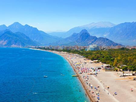 Antalya playa konyaalti
