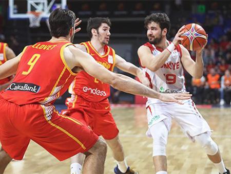 Baloncesto espana turquia fiba