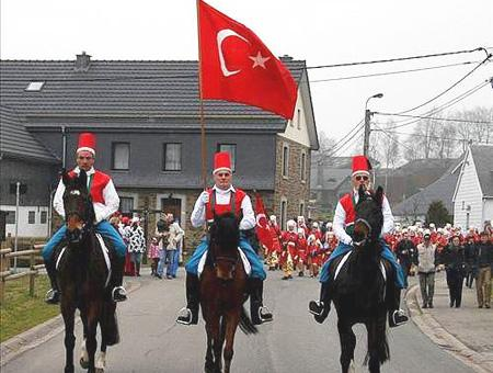 Belgica faymonville carnaval turco