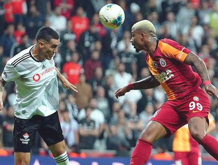Besiktas galatasaray derbi