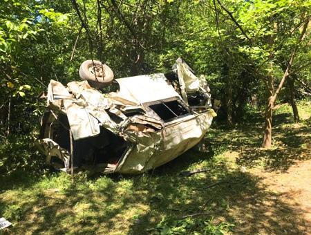 Bitlis accidente minibus