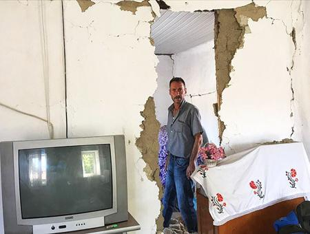 Denizli terremoto seismo destruccion