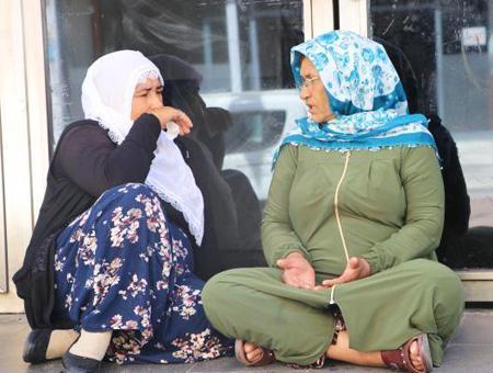 Diyarbakir protesta madres kurdas hdp