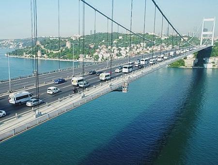 Estambul atasco puente fsm