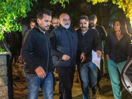Estambul detencion periodista ahmet altan