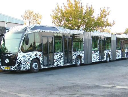 Estambul metrobuses nuevos