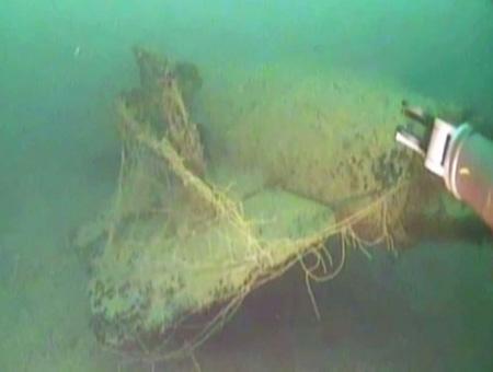 Estambul submarino nazi hundido