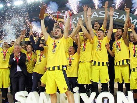 Fenerbahce campeon copa turca baloncesto