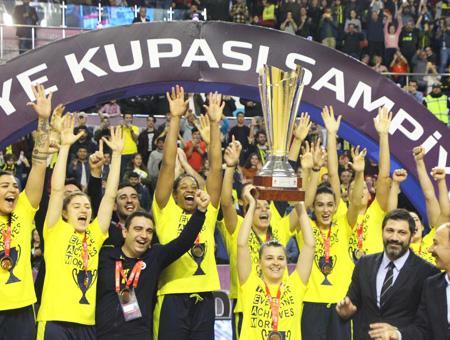 Fenerbahce copa baloncesto femenino