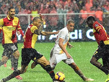 Goztepe galatasaray partido superliga