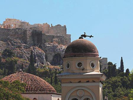 Grecia atenas terremoto seismo