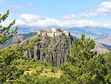 Gumushane castillo bizantino kov