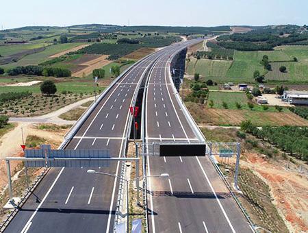 Izmir autopista estambul