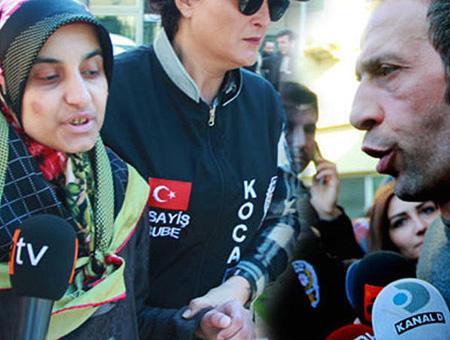Kocaeli familia palu detencion