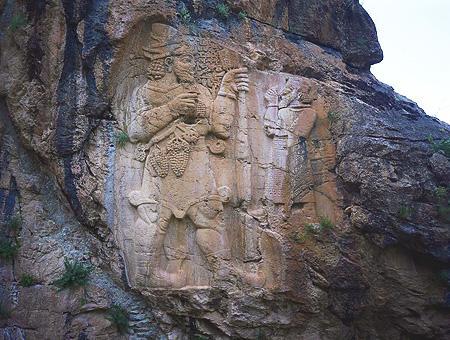 Konya monumento hitita ivriz
