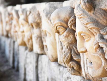 Mugla estratonicea mascaras griegas