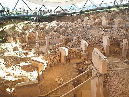 Sanliurfa museo ruinas gobeklitepe
