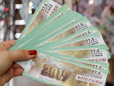 Turquia loteria ano nuevo