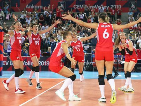 Turquia seleccion femenina voleibol final