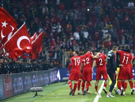 Turquia seleccion futbol clasificacion eurocopa