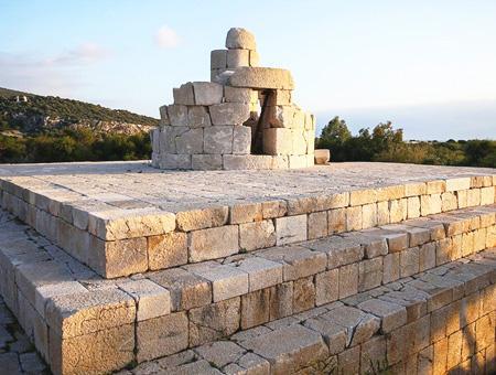 Antalya patara faro neron