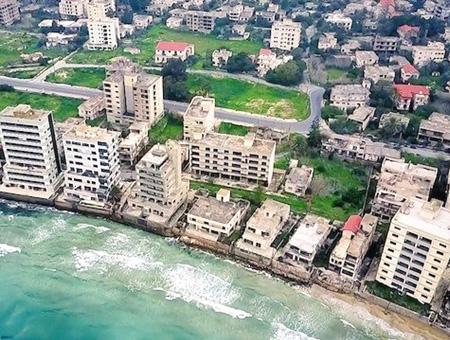 Chipre ciudad fantasma varosha