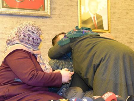 Diyarbakir abuela nieto pkk