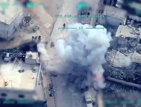 Ejercito turco bombardeos siria assad