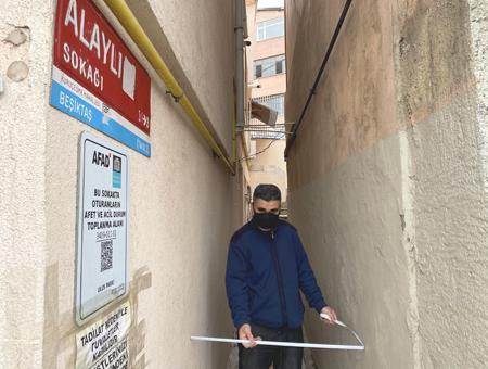 Estambul calle estrecha