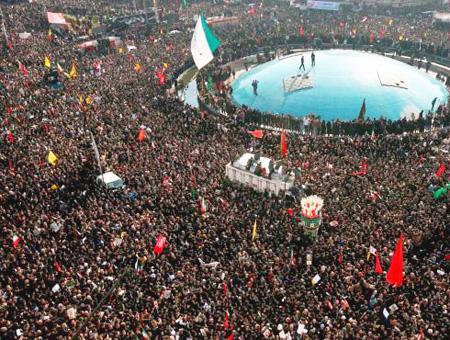 Iran teheran funeral soleimani