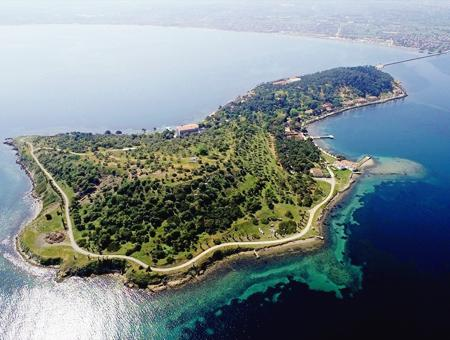 Izmir isla cuarentena