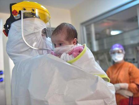 Turquia alta bebe coronavirus