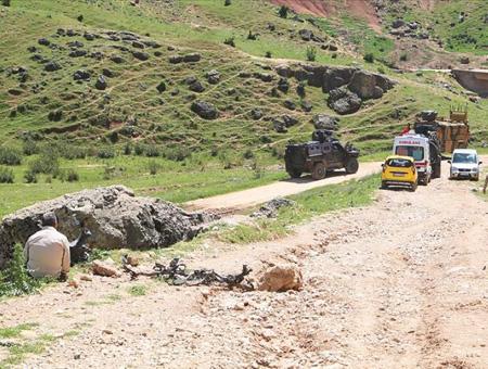 Turquia atentado pkk sirnak