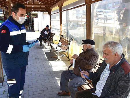 Turquia cuarentena mayores coronavirus