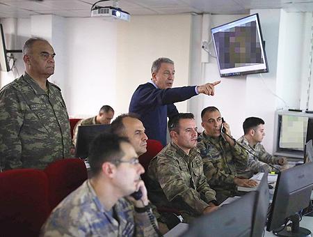 Turquia ejercito turco operacion siria