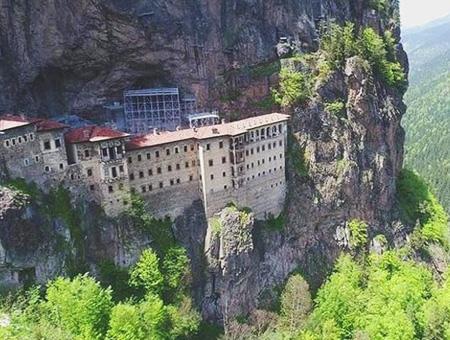Turquia monasterio sumela