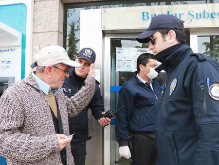 Turquia policia mayores coronavirus