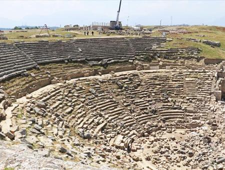Turquia teatro romano laodicea