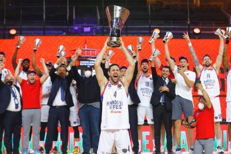 Anadolu efes campeon euroliga baloncesto