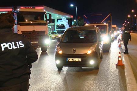 Estambul controles policia cierre ciudades