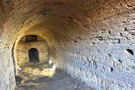 Estambul tunel romano topkapi