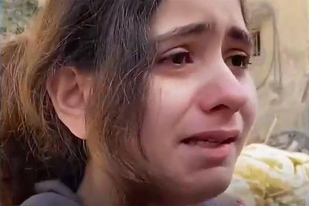 Gaza testimonio nina palestina