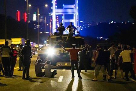 Golpe estado turquia 2016 aniversario