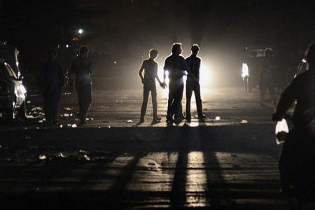 Pakistan apagon energia