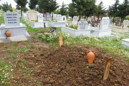 Turquia funeral error