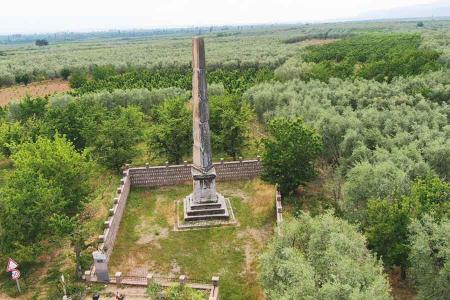 Turquia obelisco romano nicea iznik