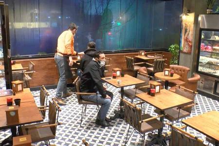 Turquia reapertura restaurantes pandemia