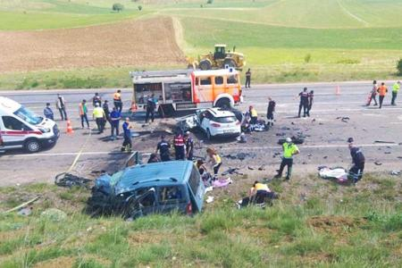 Turquia terrible accidente trafico