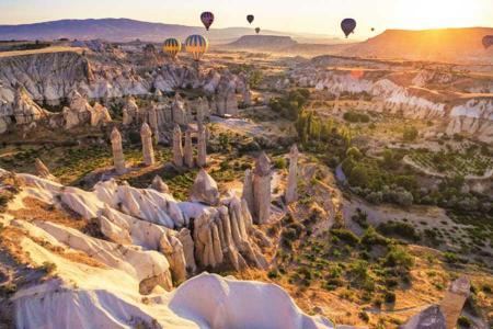 Turquia turismo capadocia